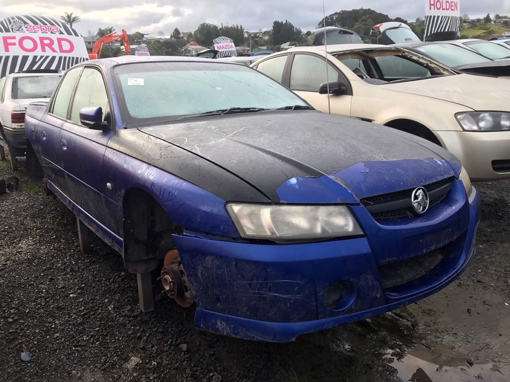 Holden Commodore ute parts